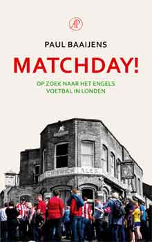 Paul Baaijens Matchday Engels Voetbal in Londen