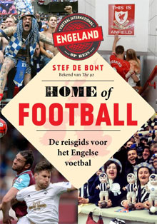 Reisgids Engels Voetbal Stef de Bont Home of Football