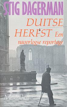 Reisverhalen Reisboeken (Stig Dagerman - Duitse herfst)