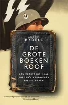 Anders Rydell De grote boekenroof Recensie