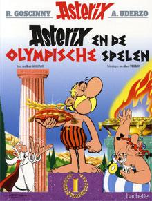 Asterix en de Olympische Spelen (stripboek)