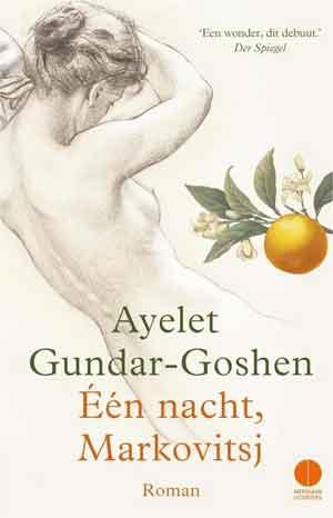 Ayelet Gundar-Goshen Een nacht Markovitsj Recensie