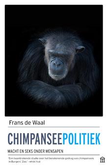 Chimanseepolitiek - Frans-de Waal (Boek)
