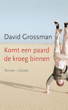 David Grossman - Komt een paard de kroeg binnen