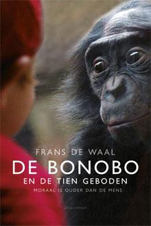De bonobo en de tien geboden - Frans de Waal (boek)