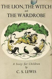 Fantasyschrijvers (C.S. Lewis - The Lion, The Witch and The Wardrobe)