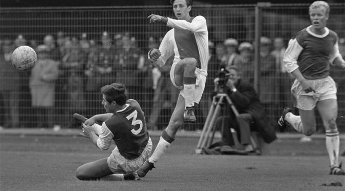 Films over Johan Cruijff op DVD en BluRay
