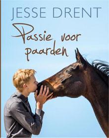 Jesse Drent - Passie voor paarden (boek)