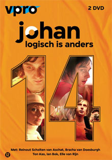 Johan Cruijff TV Serie (Johan, logisch is anders)