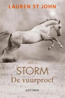 Lauren St. John - De vuurproef (Storm deel 3)