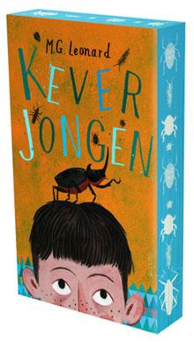 Nieuwe Kinderboeken (M.G. Leonard - Keverjongen)