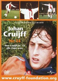 Nummer 14 Johan Cruijff (DVD)