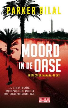 Parker Bilal - Moord in de oase