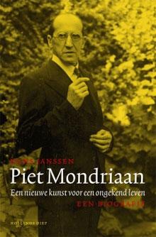 Piet Mondriaan Biografie Hans Janssen 2016