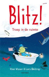 Rian Visser - Blitz! Troep in de ruimte