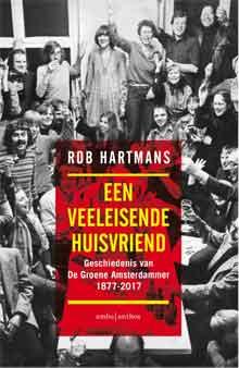 Rob Hartmans Een veeleisende huisvriend Recensie Boek Groene Amsterdammer