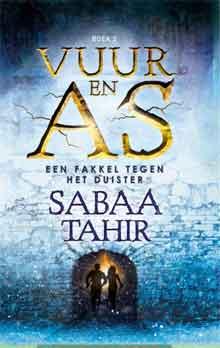 Sabaa Tahir Vuur en As Deel 2 Een fakkel tegen het duister