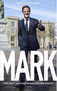 Sheila Sitalsing Mark Boek over Mark Rutte
