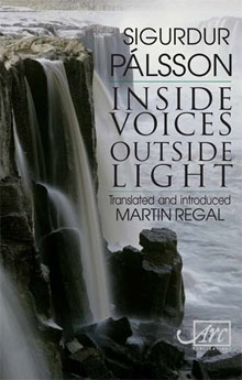 Sigurdur Palsson Inside Voices, Outside Light Poezie uit IJsland