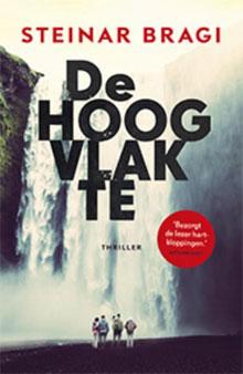 Steinar Bragi De hoogvlakte Thriller uit IJsland