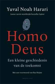 Yuval Noah Harari Homo Deus Recensie DWDD Boek van de Maand Februari 2017