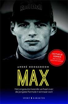 André Hoogeboom MAX De jongste Formule 1-winnaar ooit