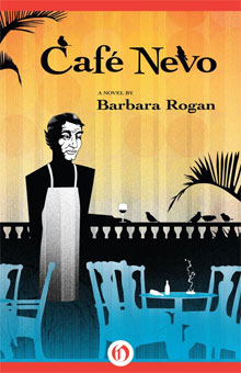 Barbara Rogan - Café Nevo (roman over Tel Aviv)