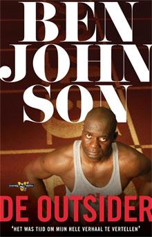 Ben Johnson De Outsider Autobiografie Boek
