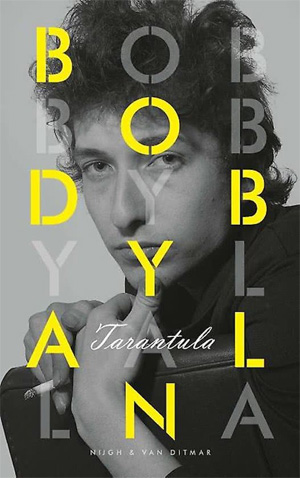 Bob Dylan Tarantula Recenise Boek