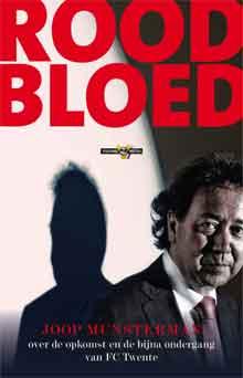 Boek Joop Munstermann Frank Krake Rood Bloed Recensie