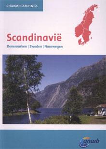 Charmecampings Scandinavië Campinggids