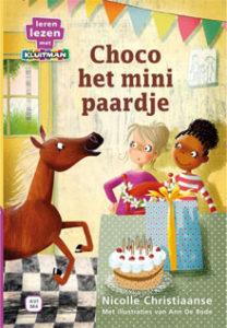 Choco het minipaardje Nicollle Christiaanse Kinderboek over Paarden