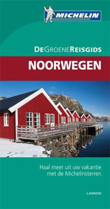 Groene Reisgids Noorwegen Michelin Reisgids