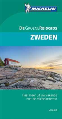Groene Reisgids Zweden Michelin
