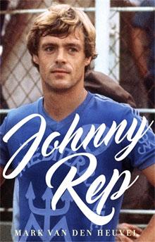 Johnny Rep Biografie Mark van den Heuvel