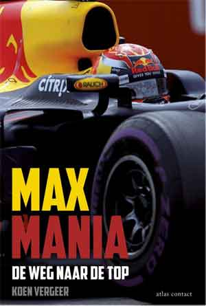 Koen Vergeer Max Mania Recensie Formule 1 Boek