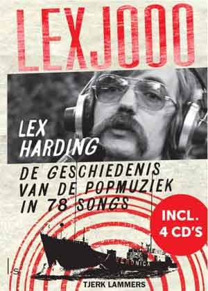 Lex Harding Lexjooo Recensie Boek met CD's