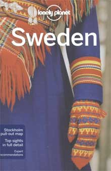 Lonely Planet Sweden Reisgids Zweden