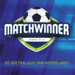 Matchwinner Boek Voetbalquiz