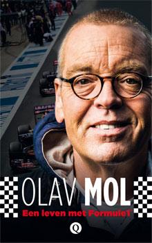 Olav Mol Een leven met Formule 1 Boek 2016