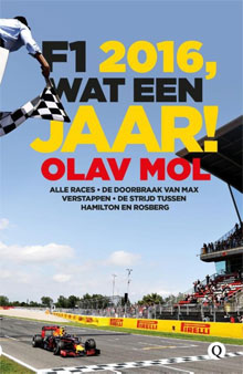 Olav Mol F1 2016 Wat een jaar