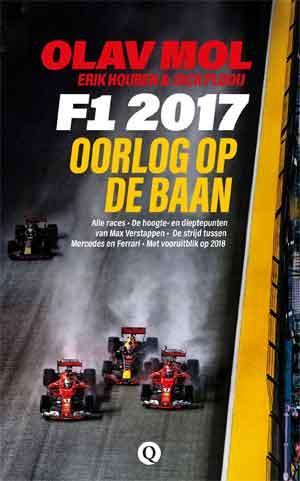 Olav Mol F1 2017 Oorlog op de baan Recensie