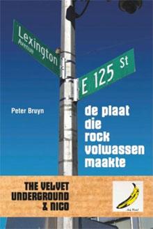 Peter Bruyn The Velvet Underground en Nico Recensie Boek