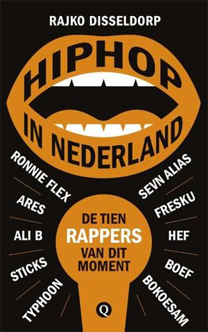 Rajko Disseldorp Hiphop in Nederland Boek