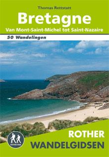 Rother Wandelgids Bretagne Frankrijk