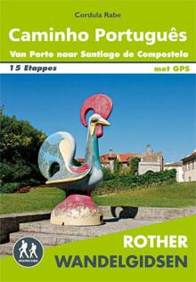 Rother Wandelgids Portugal Caminho Portugues