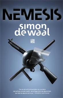 Simon de Waal Nemesis Nieuwe Nederlandse thriller