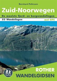 Wandelgids Zuid-Noorwegen Rother Wandelgidsen