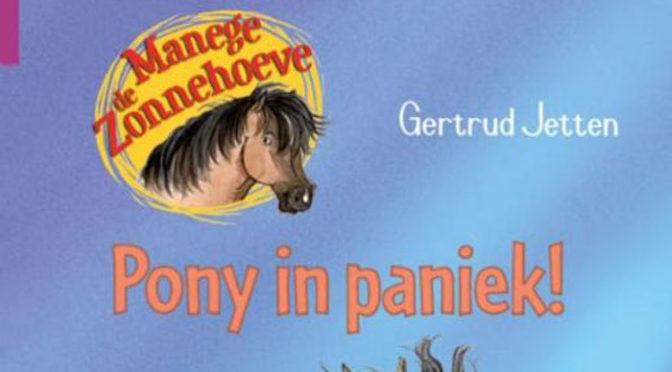 Gertrud Jetten Pony in Paniek Recensie Vlog
