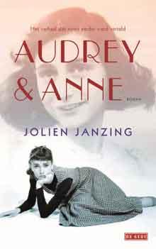 Jolien Janzing Audrey & Anne Recensie Boek over Audrey Hepburn en Anne Frank